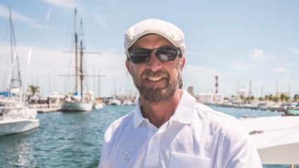 At sea: life on the water with Intrepid skipper Mike Simon