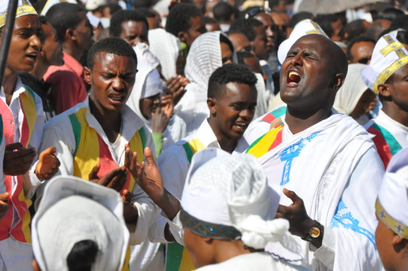 Ethiopia Timket Festival