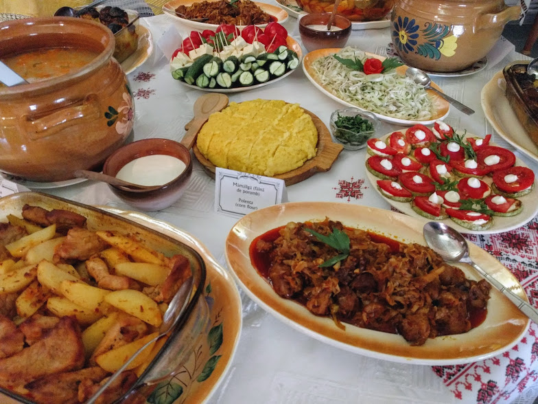 Moldova travel food