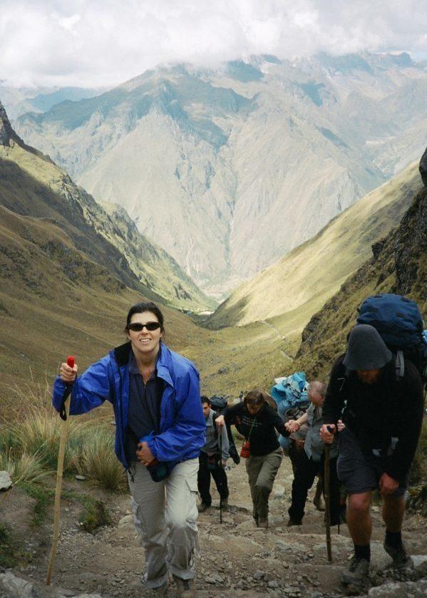 Inca Trail Peru solo travel