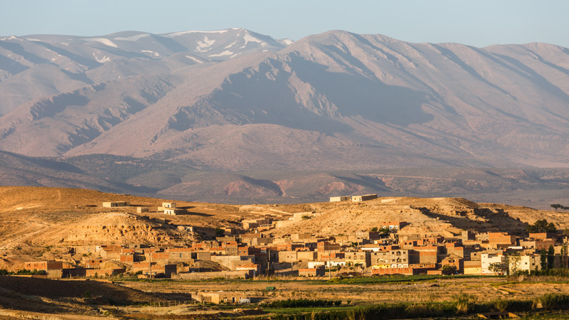 Atlas Mountains guide Morocco Midelt