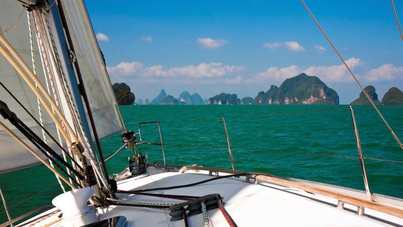 Andaman islands southern Thailand