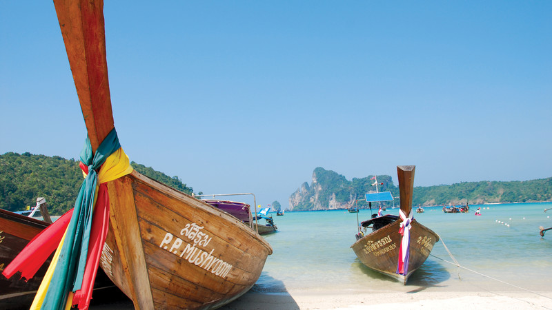 Southern Thailand Koh Phi Phi