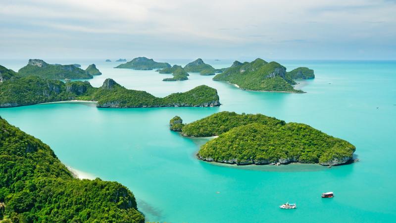 Southern Thailand Ko Samui