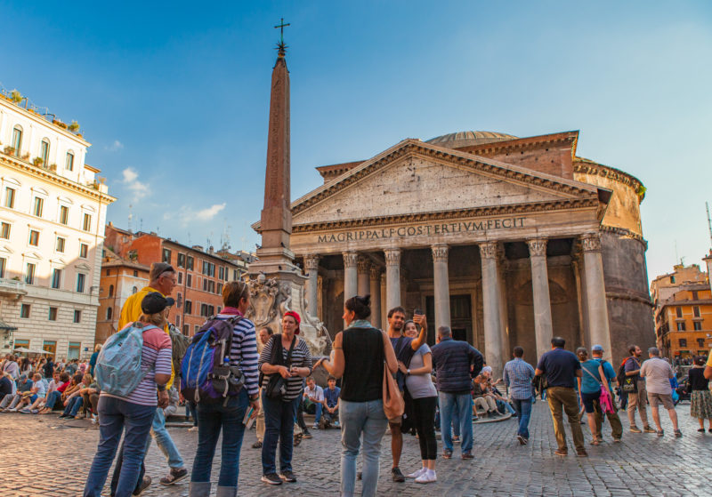 Pantheon Rome guide