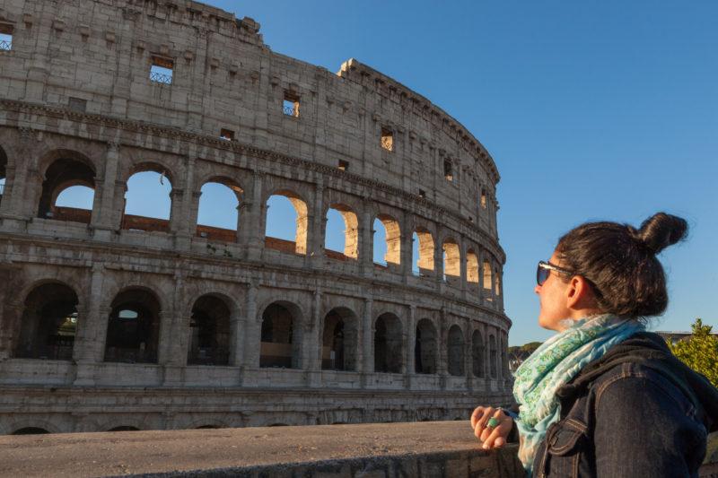Rome guide Colosseum