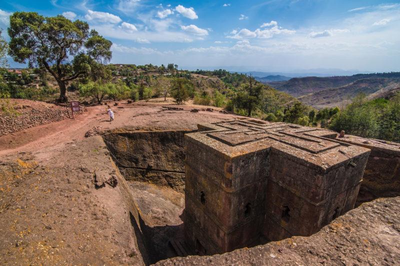 Ethiopia travel Lalibela