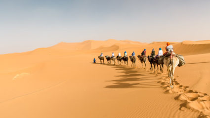 Everything you need to know about visiting the Sahara