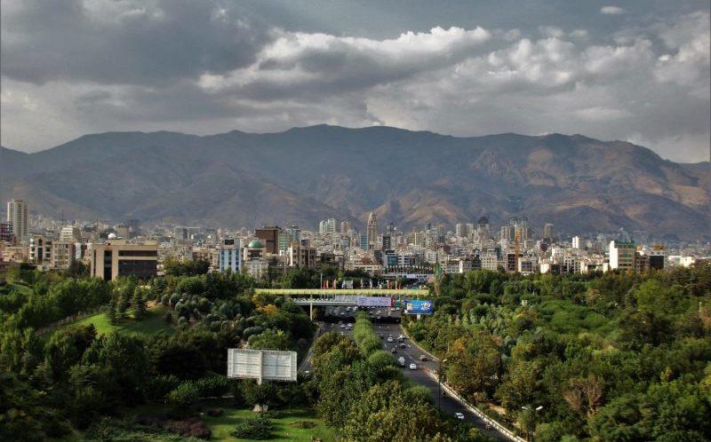 Cycling in Iran
