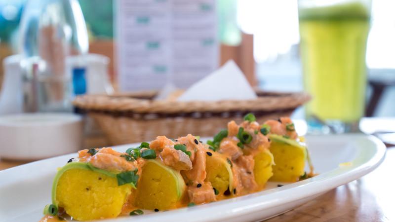 Seafood restaurants Lima Peru ceviche