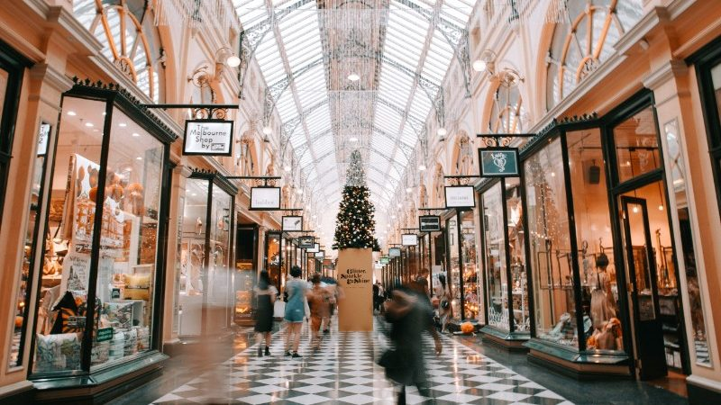 Royal Arcade. Melbourne