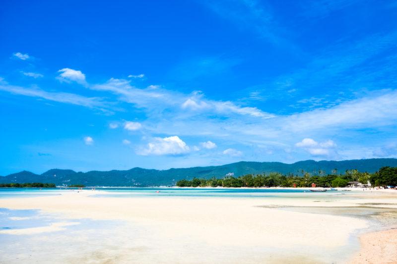 Chaweng Beach Thailand