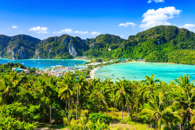 Ko Phi Phi Don Thailand