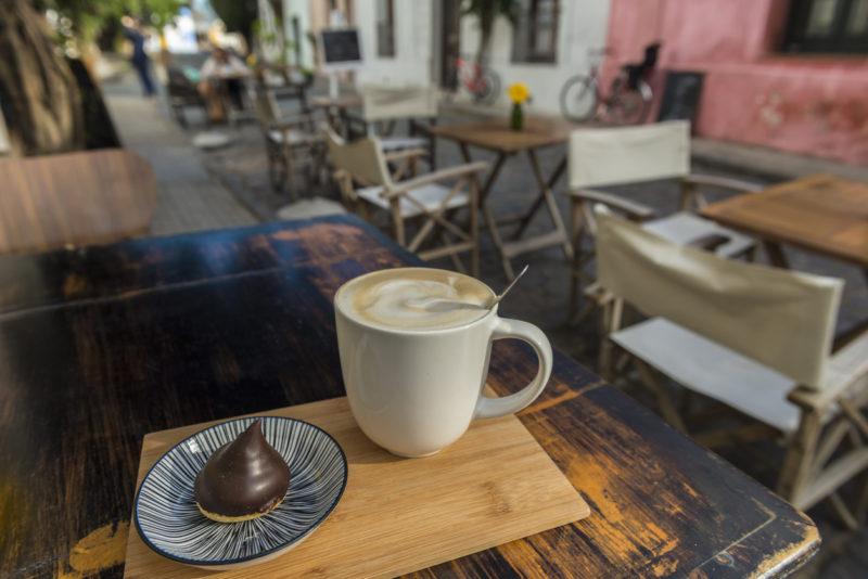 Colonia Uruguay cafe