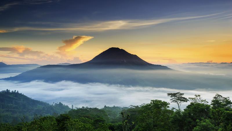 Sunrise Mount Batur Bali