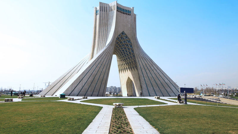 Azadi Square, Tehran Iran