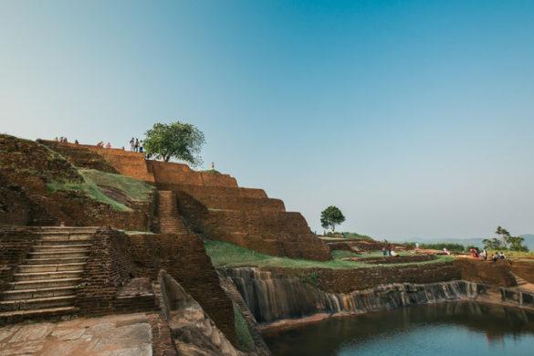 Sigiriya Fortress, Sri Lanka