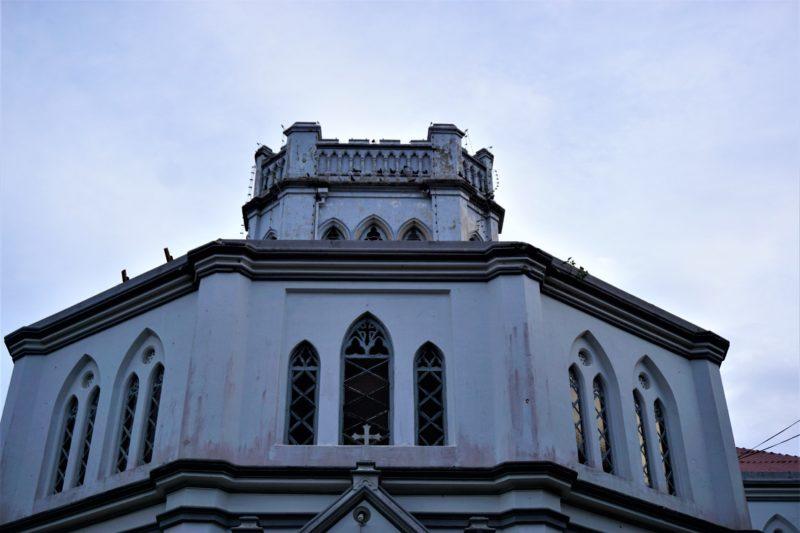 Church Jaffna Northern Sri Lanka
