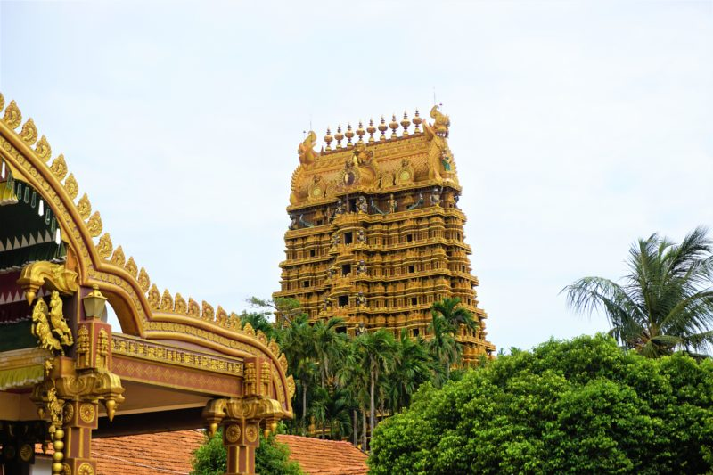 Jaffna temple Northern Sri Lanka