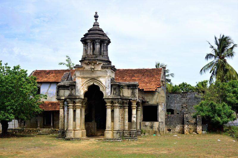 Palace Jaffna Northern Sri Lanka