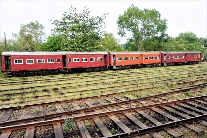 Northern Sri Lanka Jaffna train