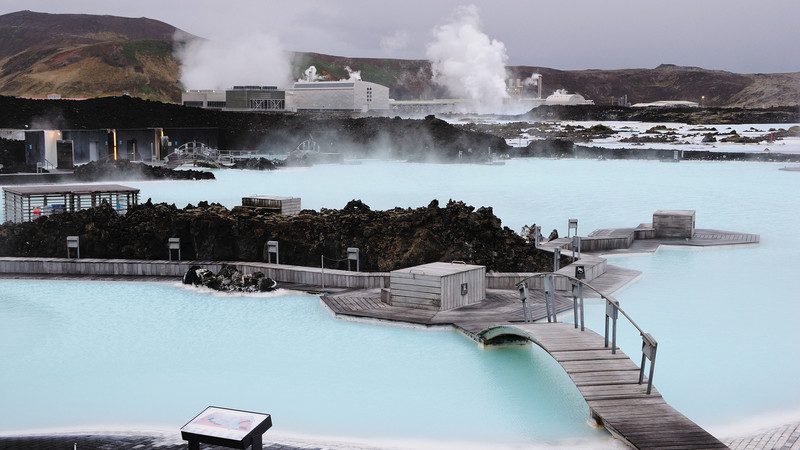 Iceland on a budget Blue Lagoon