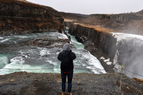Solo travel in iceland