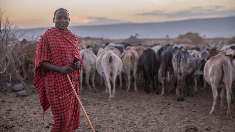 Tanzania guide Maasai