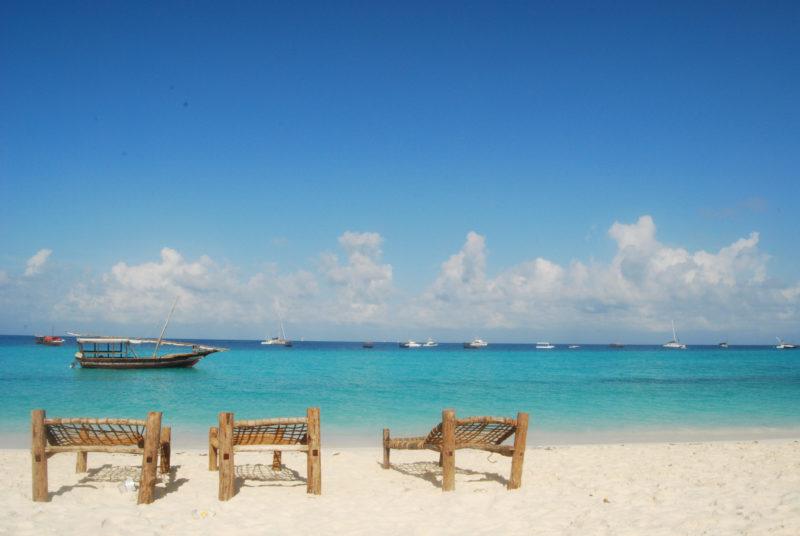 Tanzania guide Zanzibar beach