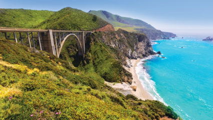 San Fran to LA: exploring California's epic coast
