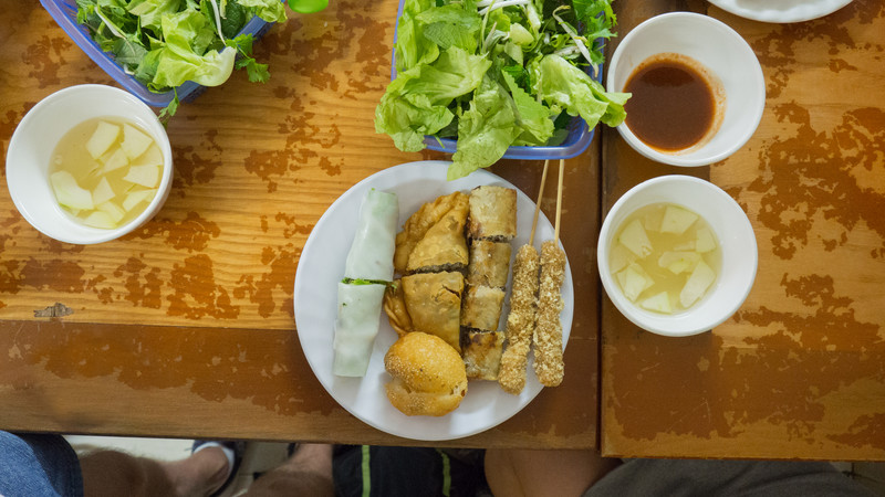Food in Hanoi