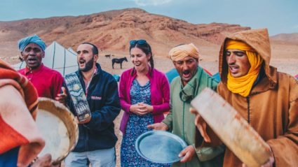 Want to hike through Morocco with a Berber family? You will once you see these photos