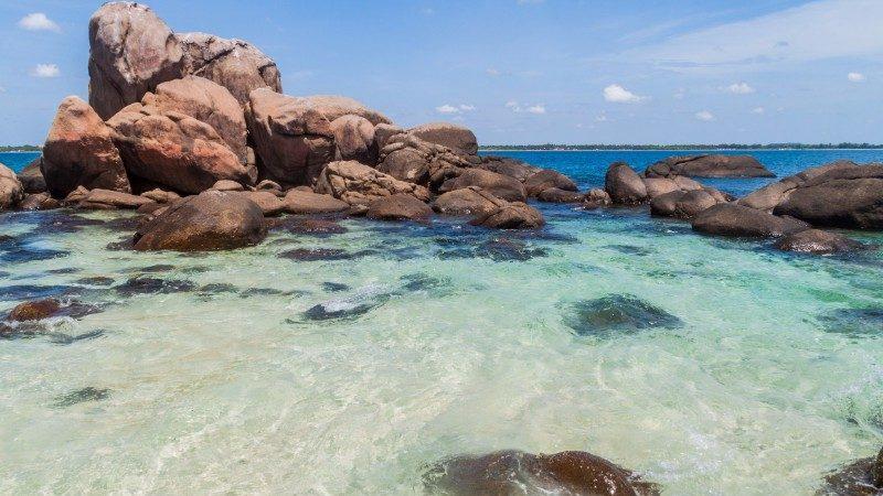 Nilaveli beach - Sri Lanka