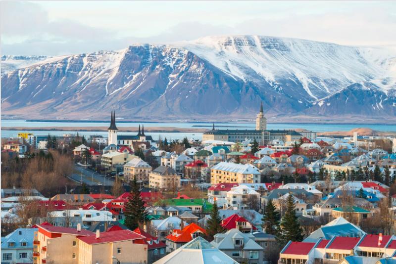 Reykjavik iceland on a budget