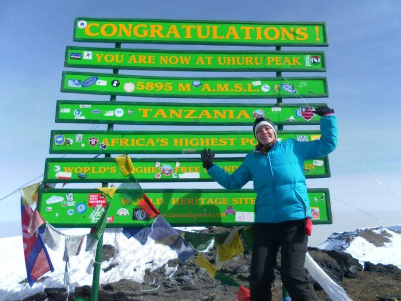 Tanzania guide Kilimanjaro summit