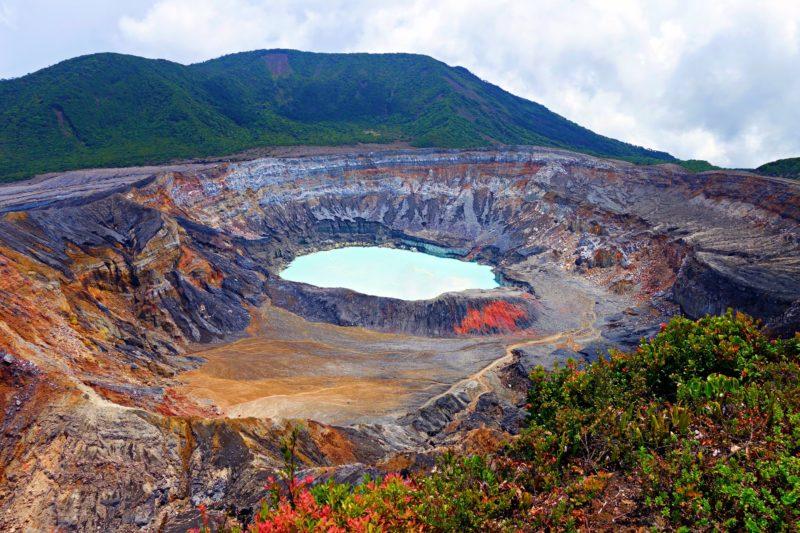 Poás Volcano Costa Rica