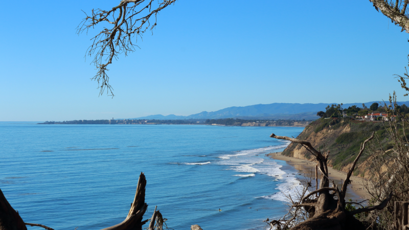 Santa Barbara's stunning coastline