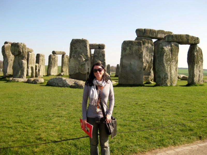 Stonehenge solo travel