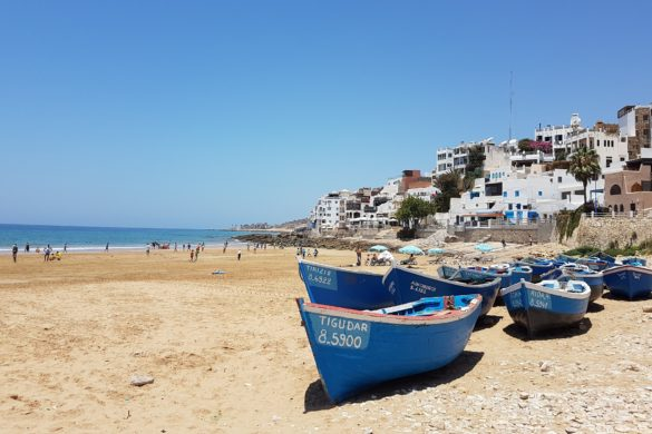 Taghazout Morocco Beaches
