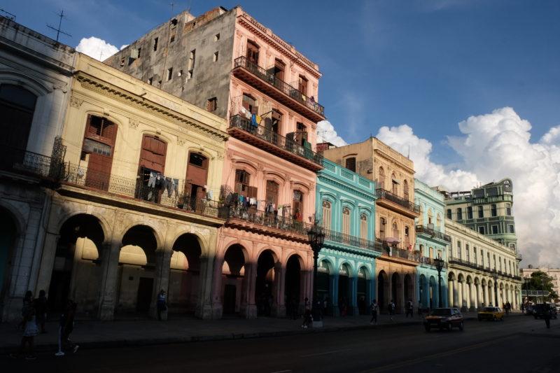 Havana colorful