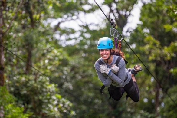 alternative winter breaks Costa Rica