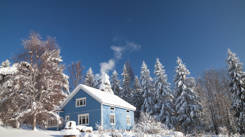 alternative winter breaks Finland