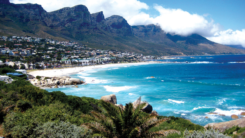 South Africa facts Cape Town Table Mountain