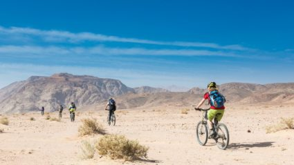 6 reasons why cycling in Jordan is a once-in-a-lifetime adventure