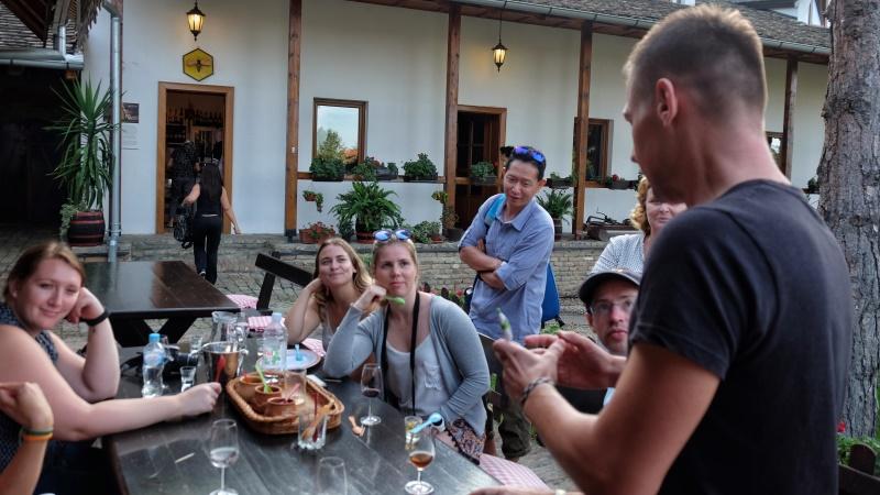 Balkans tour winery Serbia