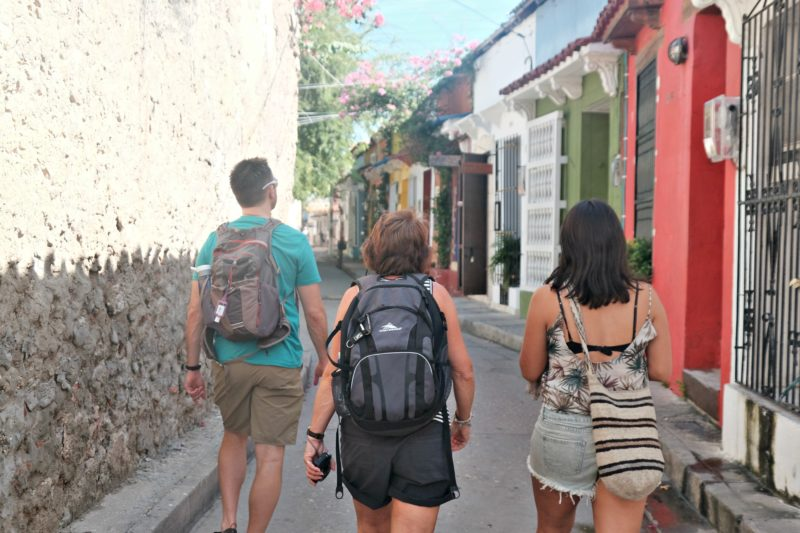 Getsemani, Cartagena tour
