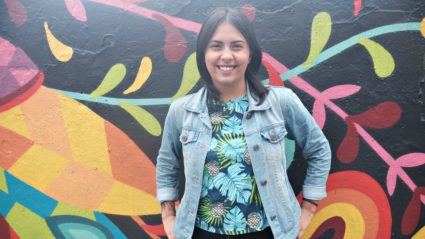 Meet Carolina, the Intrepid leader showing the world how Colombia has changed