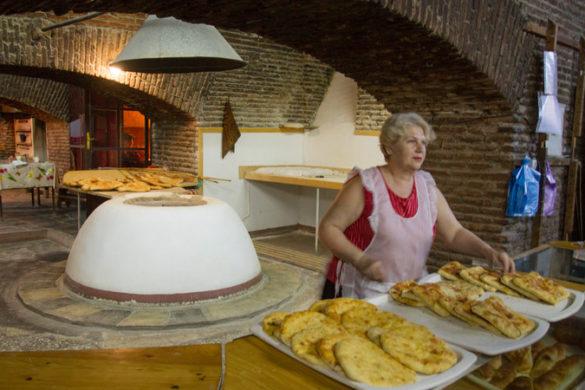 caucusus cuisine