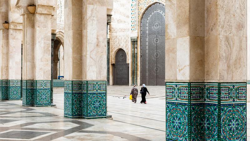 Morocco hammam