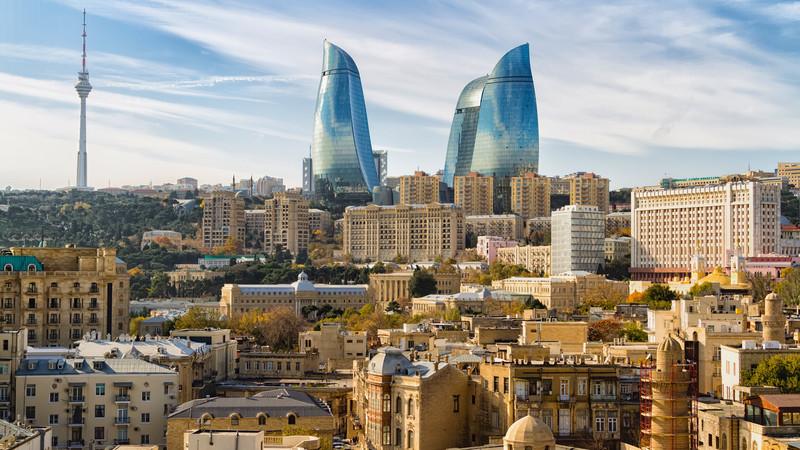 caucusus cuisine Baku